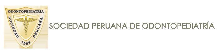 Sociedad Peruana de Odontopediatría